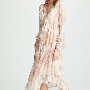 Free People Eliza Midi Dress